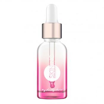 思琦莹 粉色小晶瓶