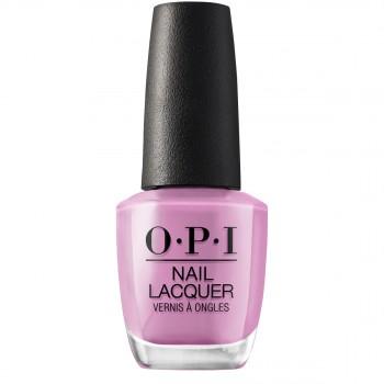 OPI指甲油粉色系