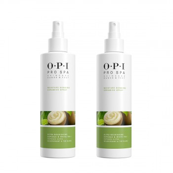 OPI可可白茶滋润保湿喷雾112ml惠选套装