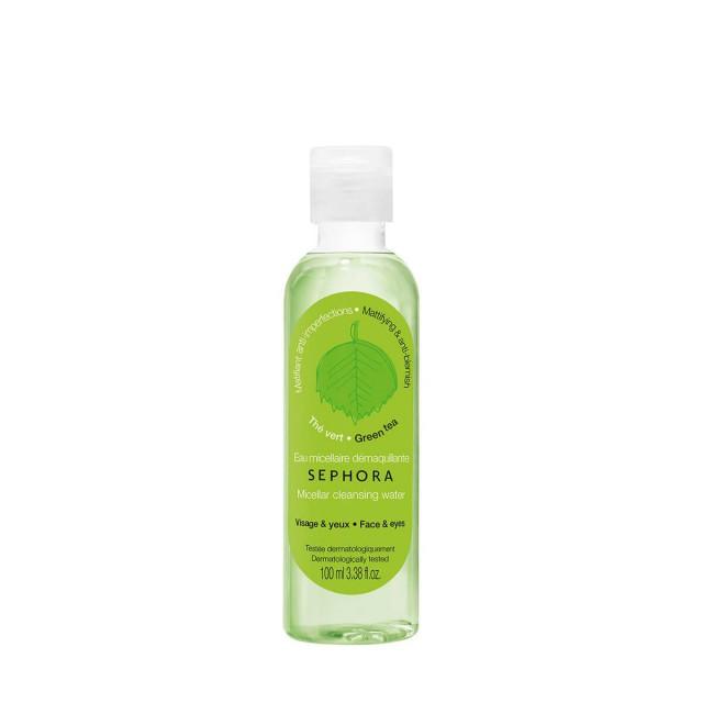丝芙兰绿茶卸妆洁颜水100毫升