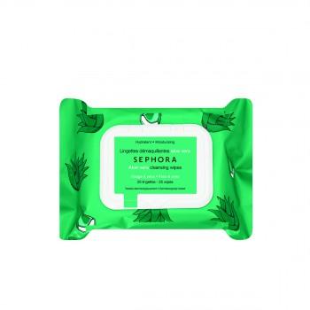 丝芙兰卸妆巾——芦荟味