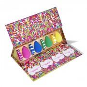 美妝蛋彩虹糖果套裝