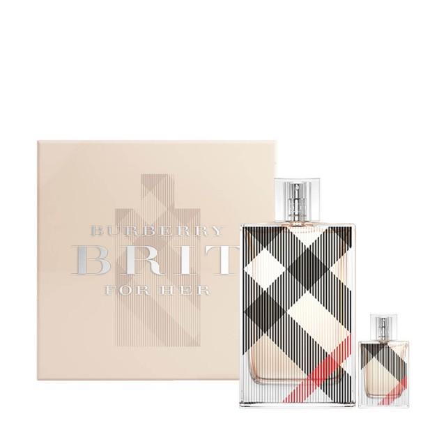 博柏利风格女士浓香氛礼盒