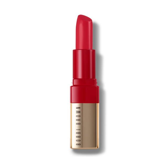 芭比波朗纯色奢金唇膏-红色限定版