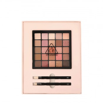三熹玉睛彩紛呈眼影盤#繆斯套裝