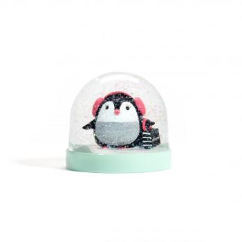 丝芙兰萌萌企鹅圣诞摇摇球