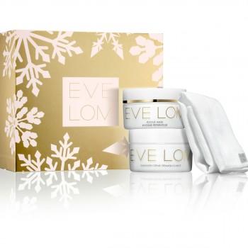 EVE LOM经典洁颜亮采二部曲套组