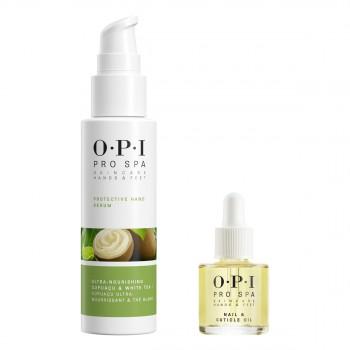 OPI可可白茶温润护手精华乳60ml惠选套装