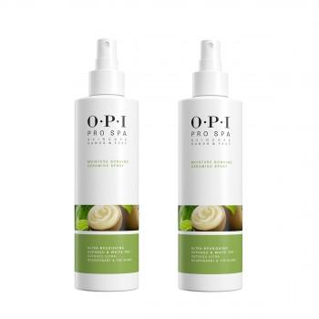 OPI可可白茶滋潤保濕噴霧112ml惠選套裝