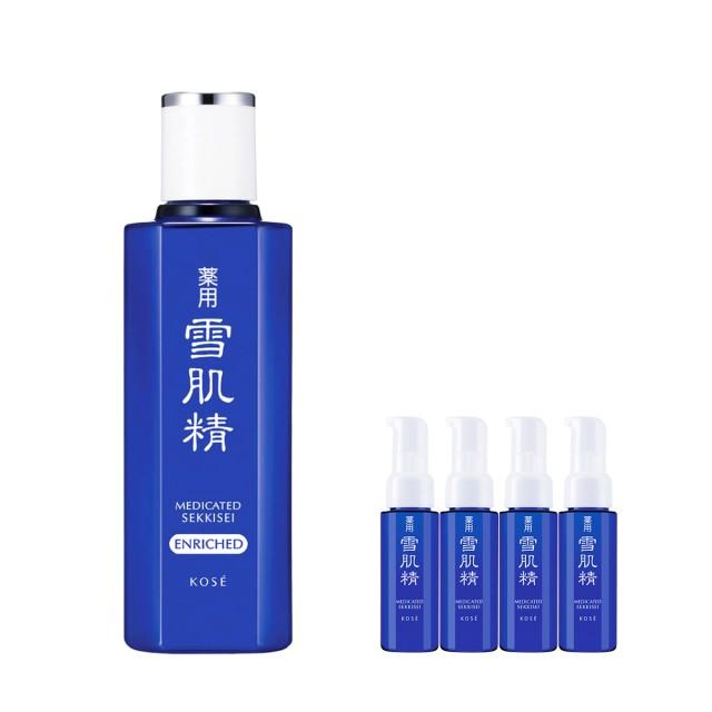 雪肌精化妆水(盈润型)惠选套组