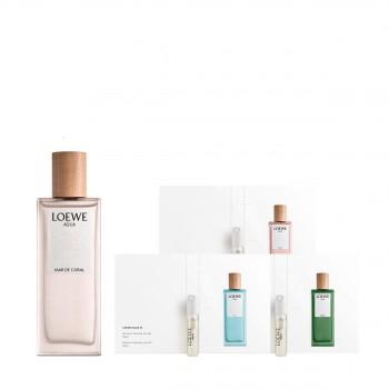 罗意威之水粉色珊瑚海淡香水